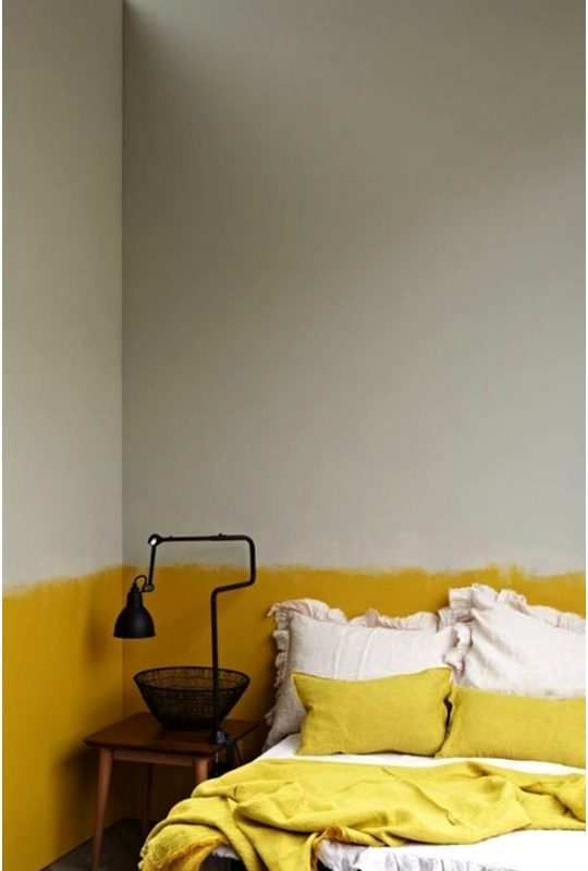 Bedroom Paint Ideas 2013 Dpuckh Beautiful Paint Dipped Walls – A Colorful Trend In Interior Décor540810awlw