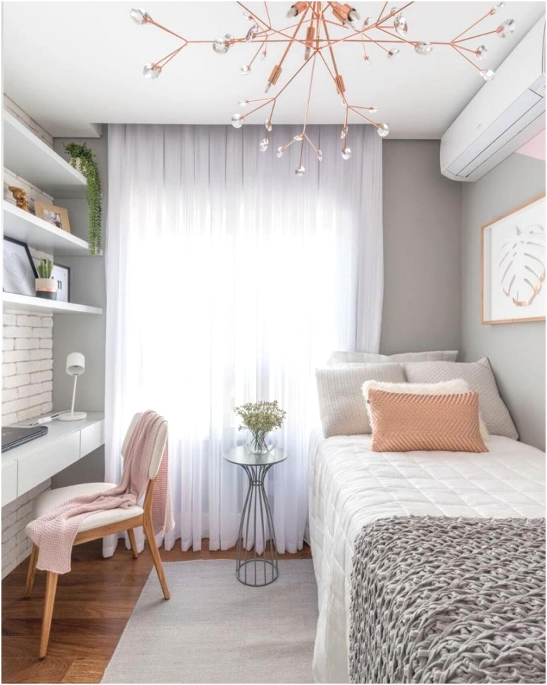 25 small bedroom ideas that are look stylishly space throughout bedroom decorating ideas for teenage girl