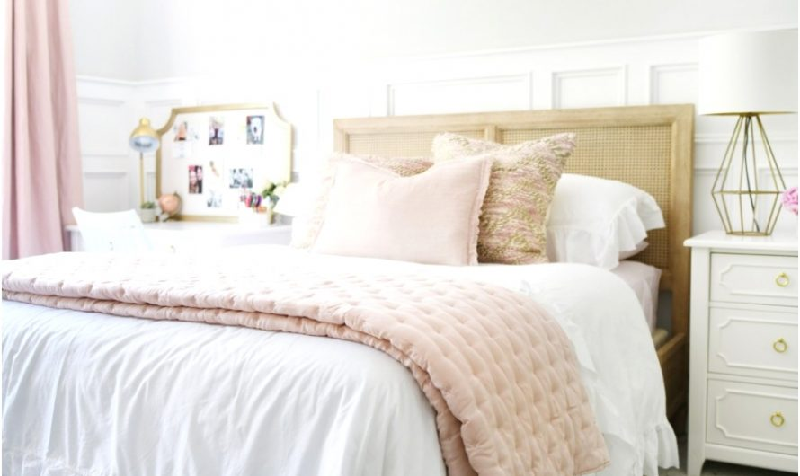 Bedroom Decorating Ideas for Teenage Girls