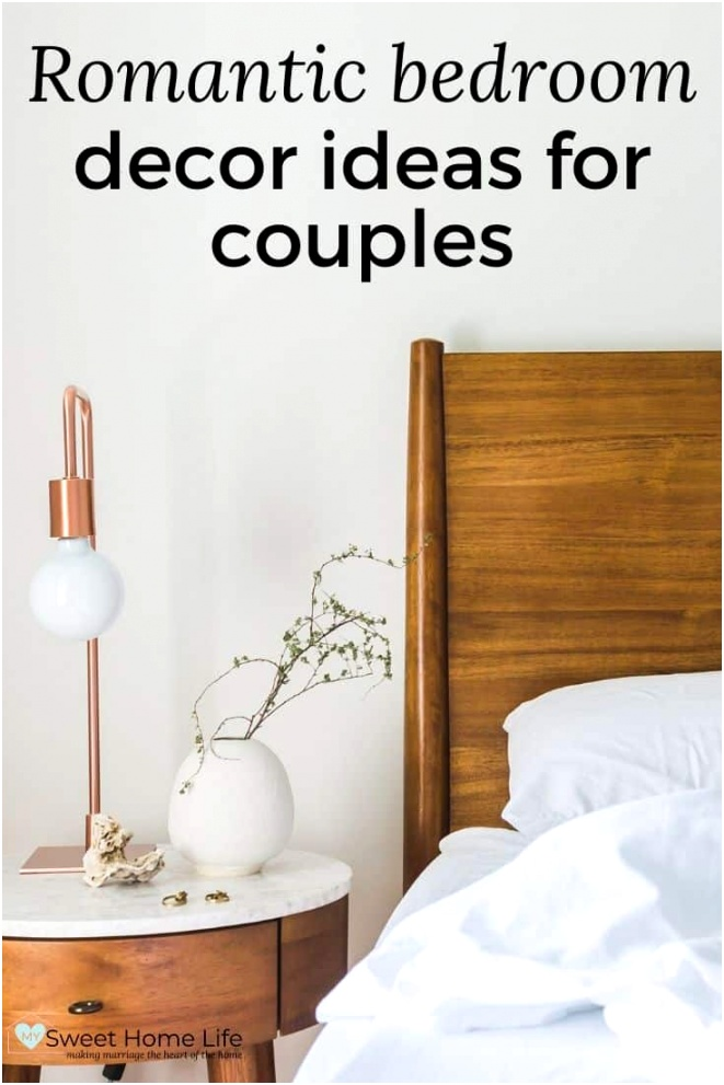 Romantic bedroom decor ideas for couples