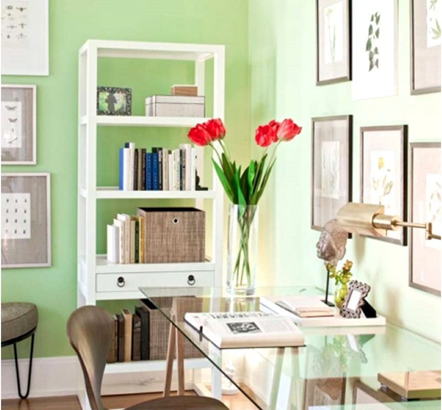 Bedroom Paint Colors Ideas Pictures Dzdudn New Colors for Fice Walls soothing Green Wall Paint Color8641296gwos