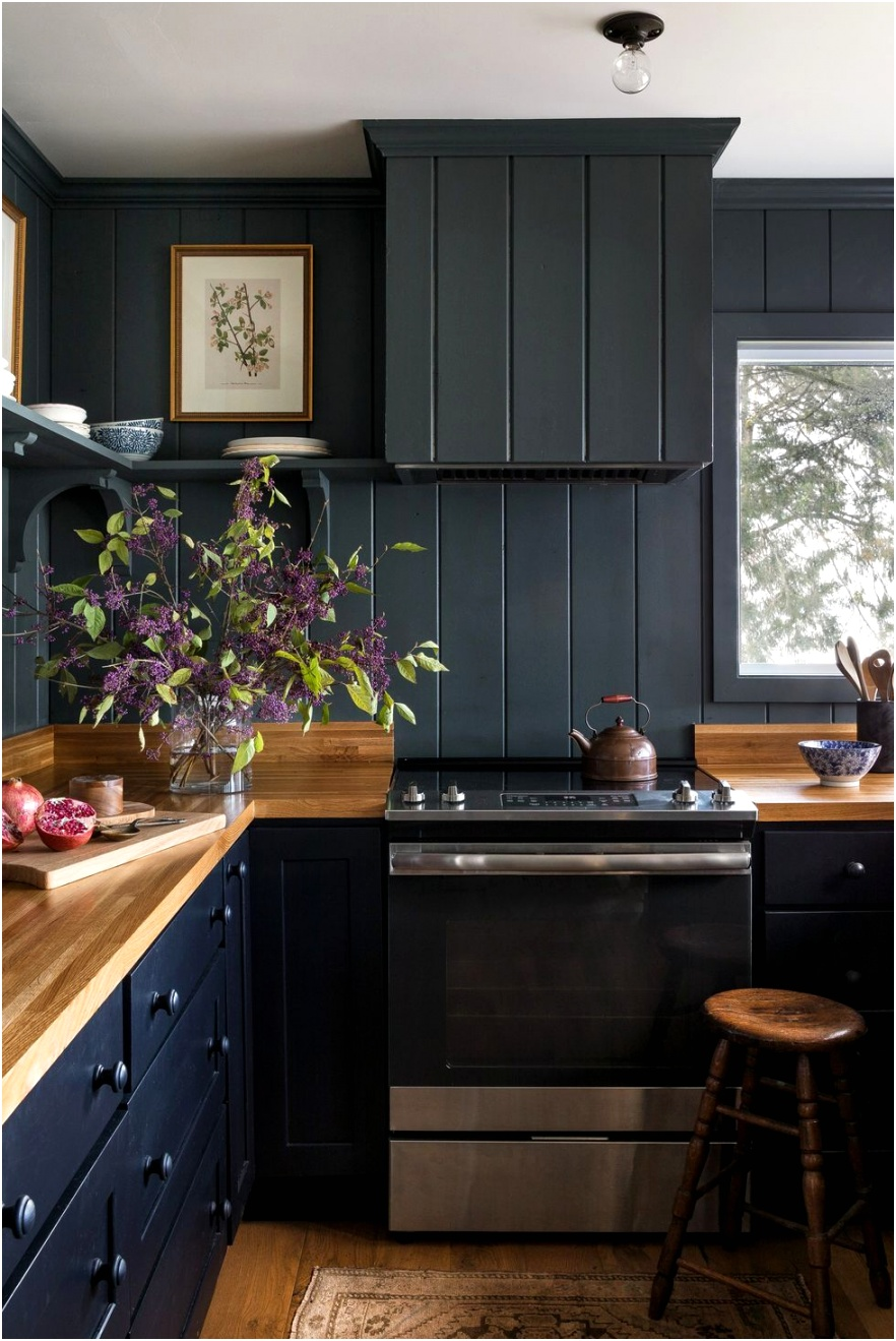 kitchen paint colors ideas heidi caillier design seattle interior designer the cabin and the snug kitchen