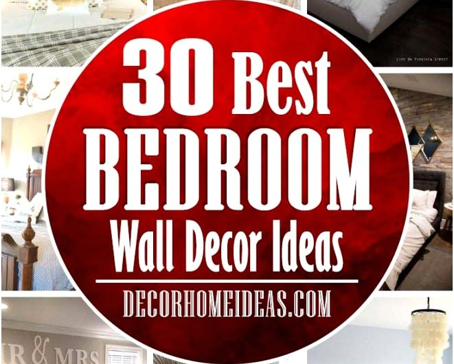 Bedroom Wall Decor Ideas