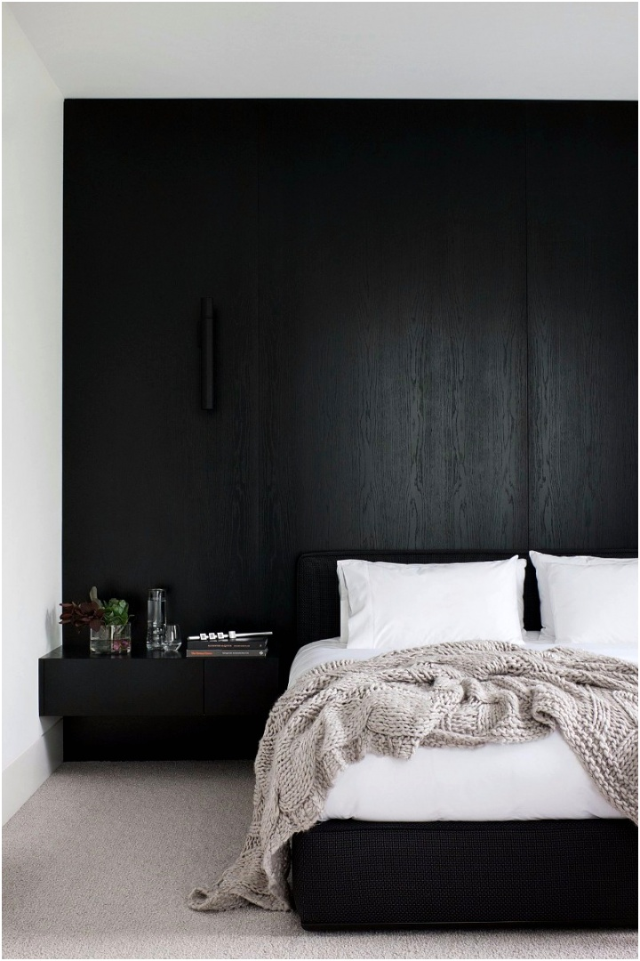 clean sleek simple modern master bedroom design ideas bedroom interior design gorgeous black bedroom