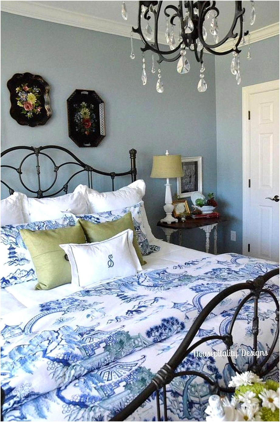 50 stunning blue bedroom decorating ideas to bring perfect accent