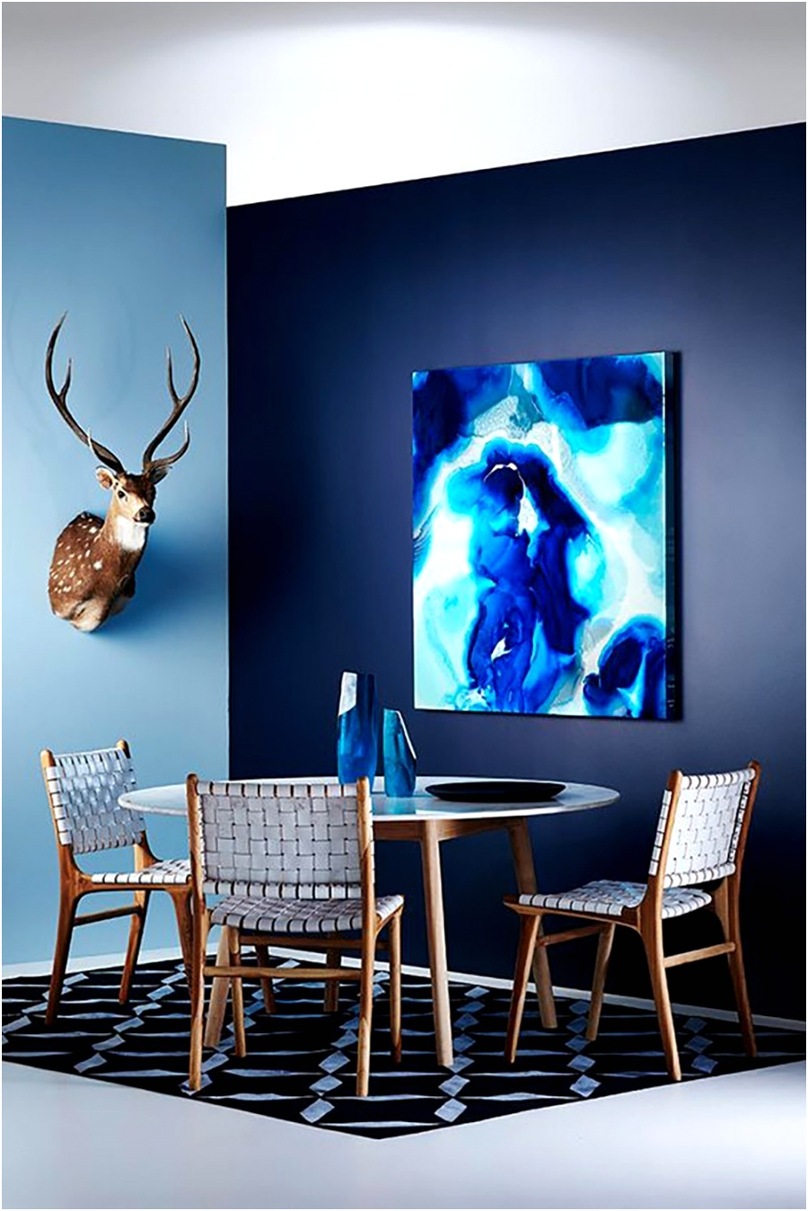haymes paint blue wall 35 ideas for blue wall colour home decoration AlizsWonderland
