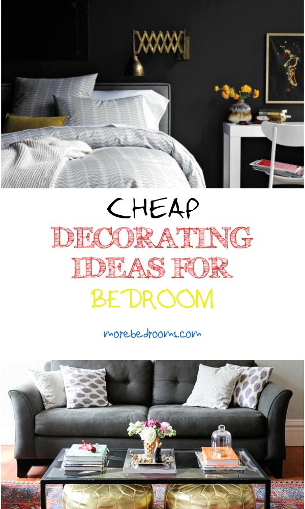 Cheap Decorating Ideas for Bedroom Cyeoue Luxury 26 Tips for A Cozier Bedroom554739nbcr