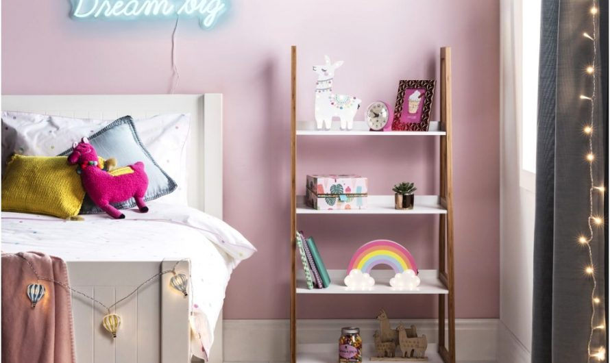 Creative Painting Ideas for Kids Bedrooms