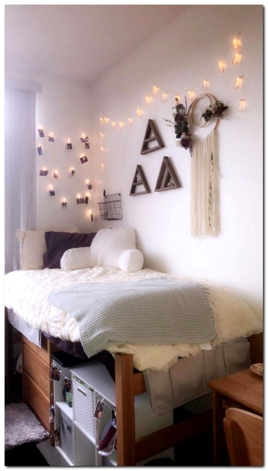29 Cute DIY Dorm Room Decorating Ideas on a Bud 22