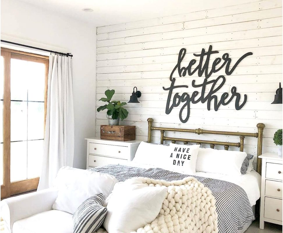 Decorating Ideas for the Bedroom Cojzqe Luxury 39 Best Farmhouse Bedroom Design and Decor Ideas for 20209721215qded