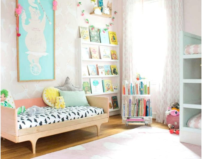 Ideas for Painting Girls Bedroom
