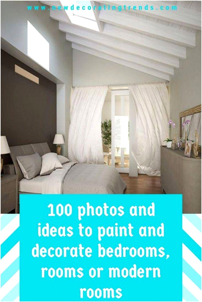 100 photos and ideas to paint and decorate bedrooms rooms or modern rooms 1