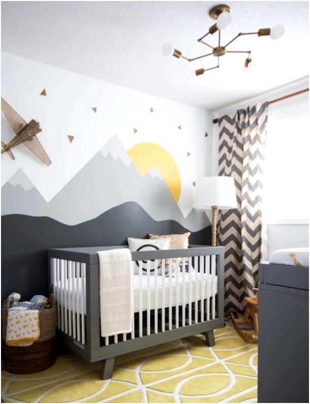 Baby Room Ideas Paint Ideas for Baby Boy Bedroom