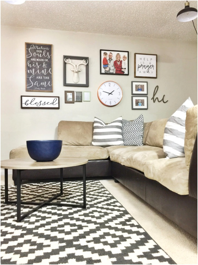 gallery wall 768x1024