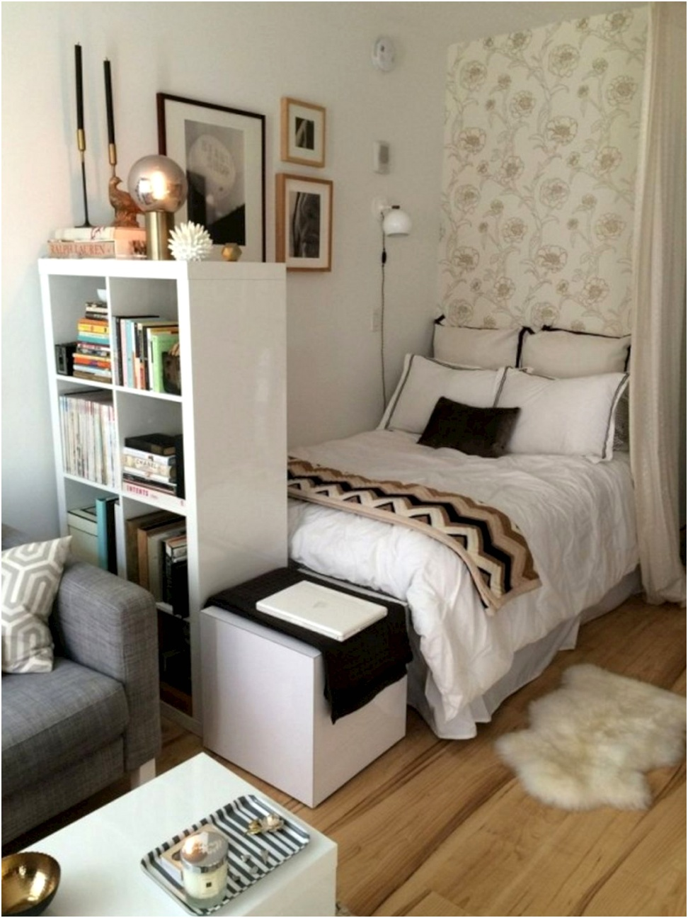 Pinterest Small Bedroom Decorating Ideas