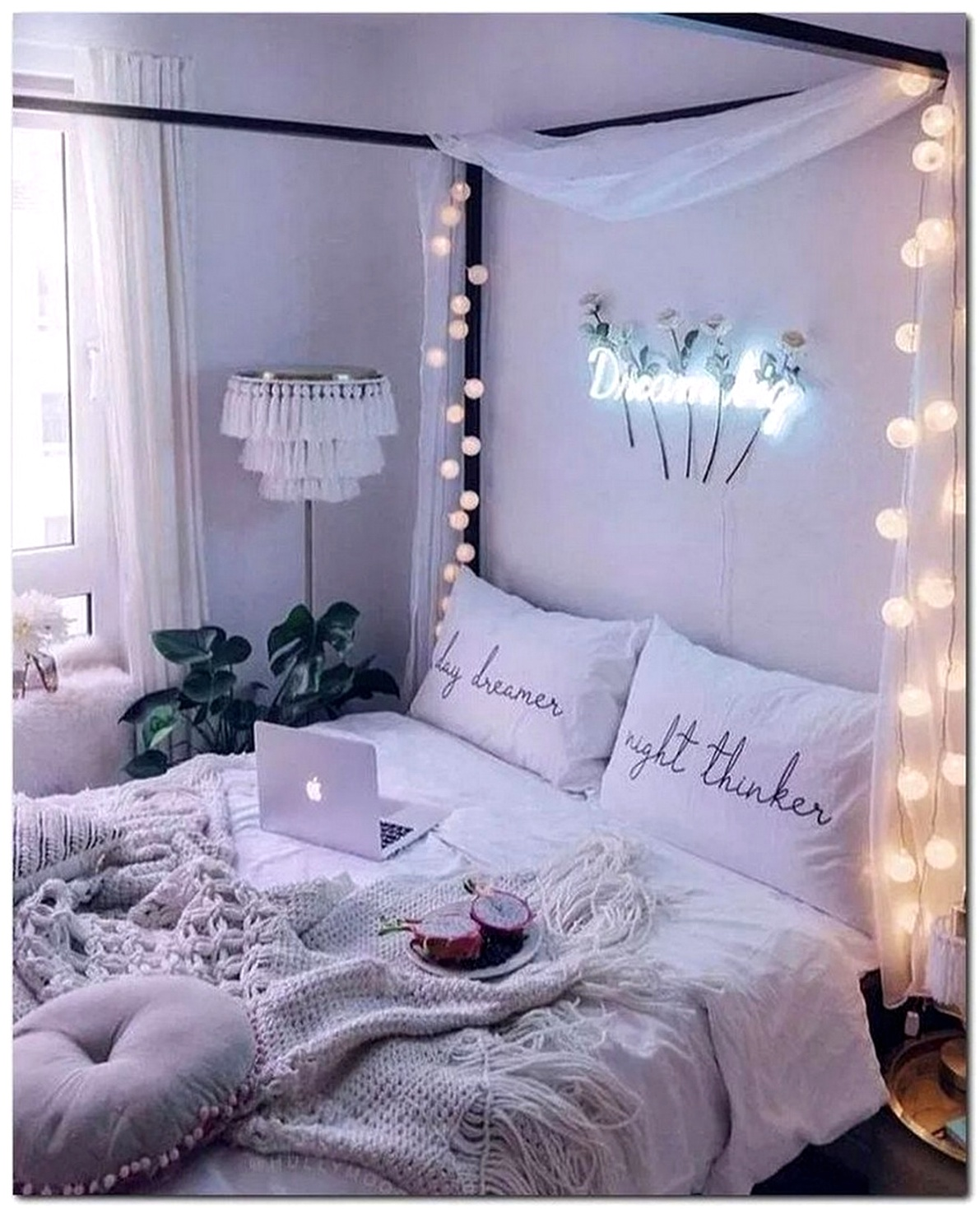 √45 cozy and romantic bedroom decor ideas to look amazing page 7