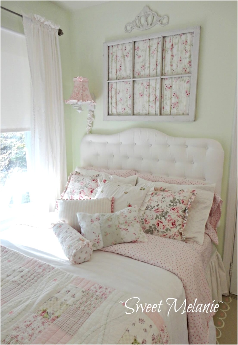 23 shabby chic bedroom design decor ideas homebnc
