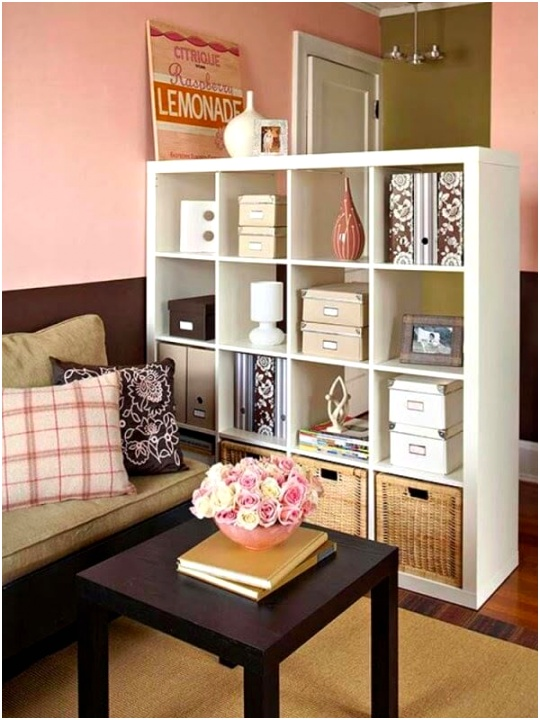 22 storage ideas for small spaces homebnc