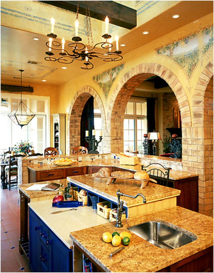 tuscan kitchen decor ideas