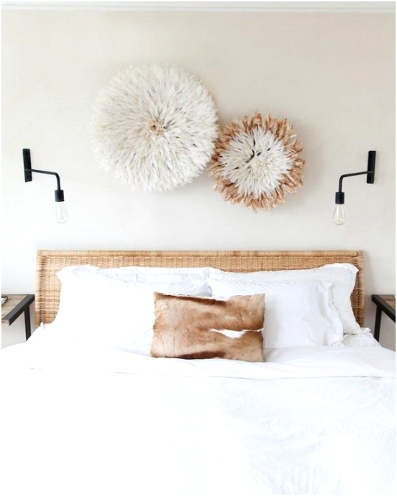 35 fancy wall decor ideas to enhance your bedroom 2