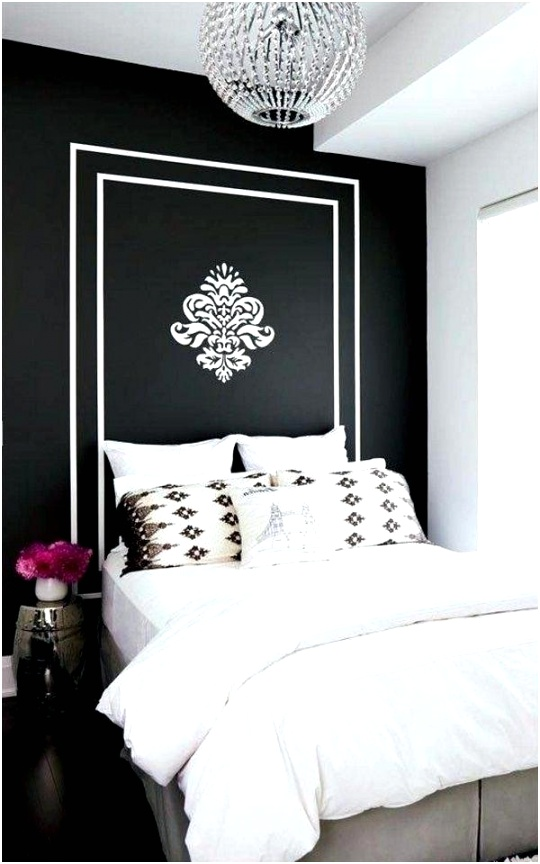 black and white bedroom decorating ideas simple on in decor 20