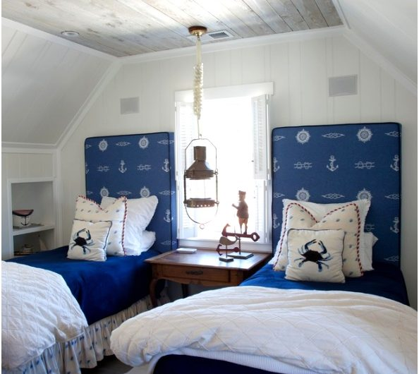 Beach House Bedroom Decorating Ideas