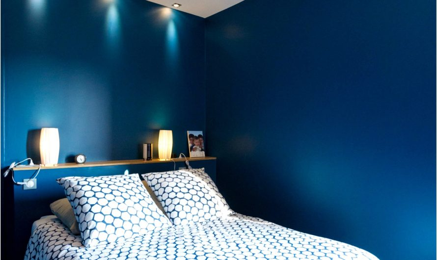 Bedroom Design Lighting