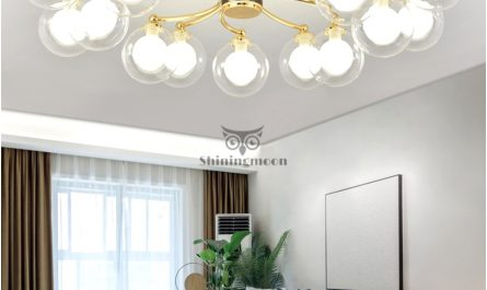 Contemporary Bedroom Lighting Ywvhxe Best Of Us $259 91 Off Modern Minimalist Crystal Led Ceiling Lamp Glass Lampshade Living Room 24k Gold Ceiling Lights Modern Bedroom Lighting8731188hews
