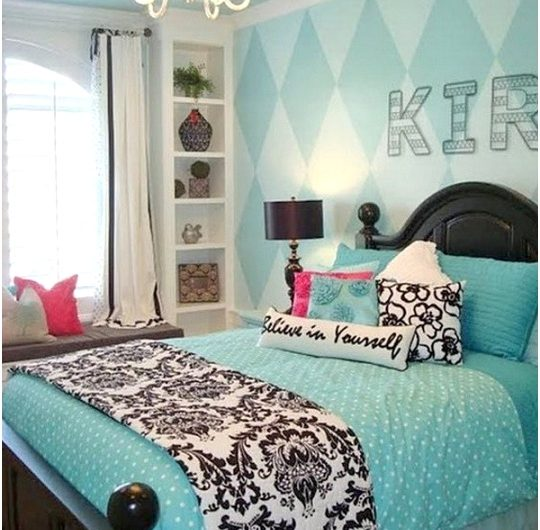 Decorating Ideas for Teenage Bedrooms