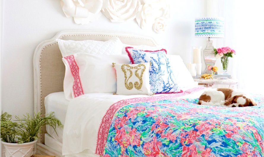 Lilly Pulitzer Bedroom Ideas