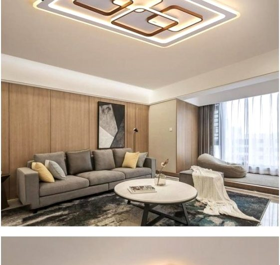 Modern Bedroom Lighting Ceiling