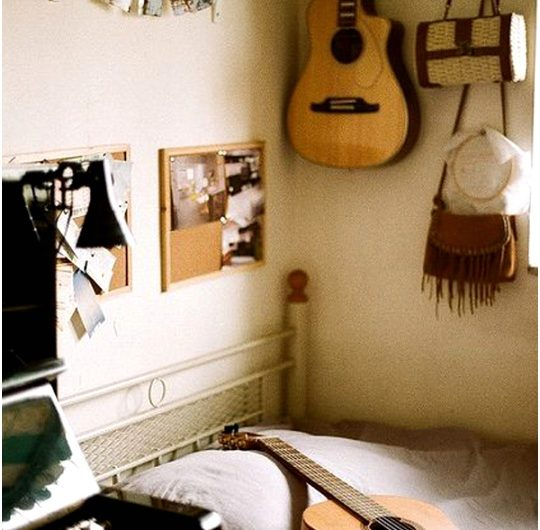 Music themed Bedroom Ideas
