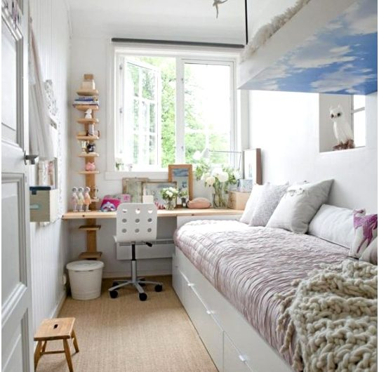 Small Bedrooms Decorating Ideas