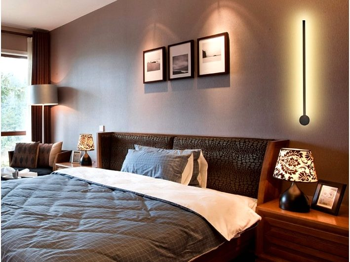 Wall Lighting for Bedrooms