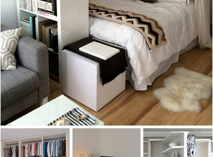 Decor Ideas for Small Bedrooms