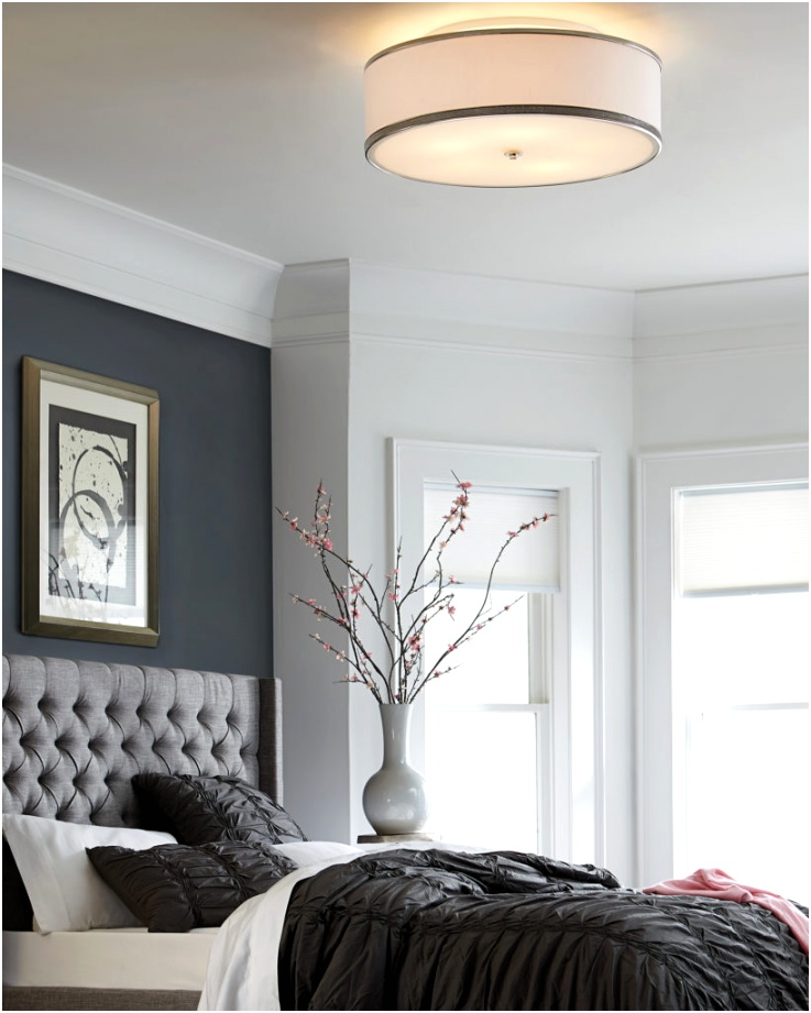 Pave Semi Flush Mount by Feiss Lighting 819x1024