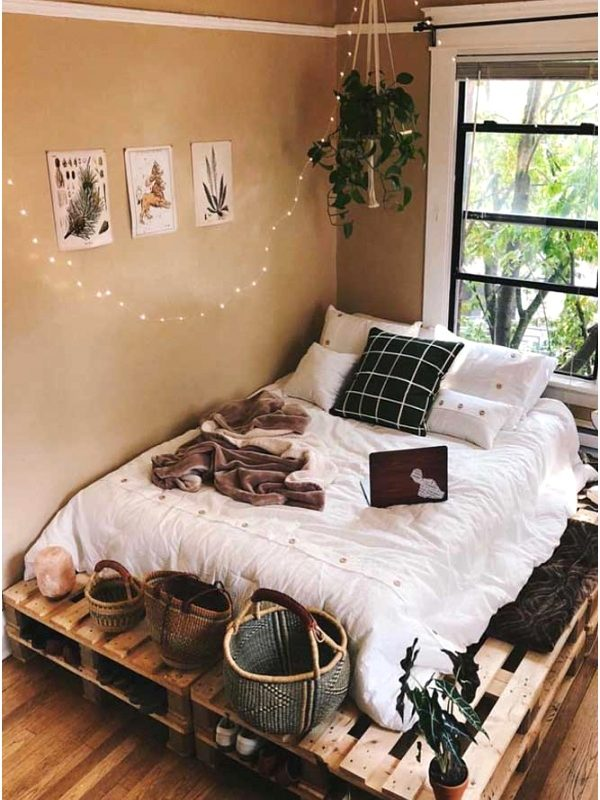 Bedroom Lights Ideas Zwicdu Awesome 27 Cozy Decor Ideas with Bedroom String Lights600900fklh
