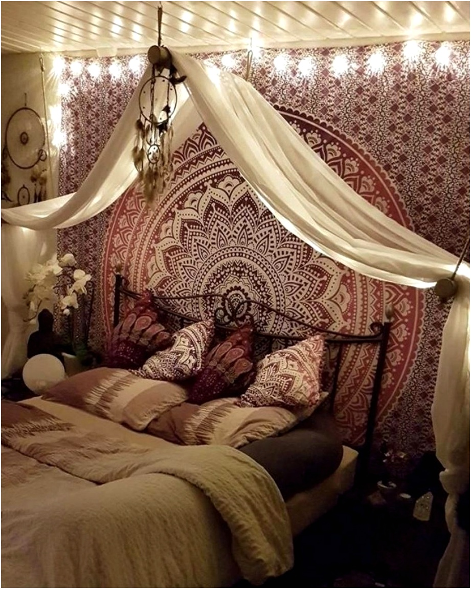 Stunning Bohemian Bedroom Decor Ideas That Are fortable 40