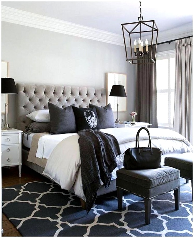 chic bedroom designs charming on in modern decorating ideas ownself with prepare 4 5