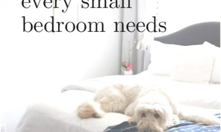 Decorating Ideas Small Bedrooms Ouwrn0 Lovely 5 Things Every Small Bedroom Needs585877sgec