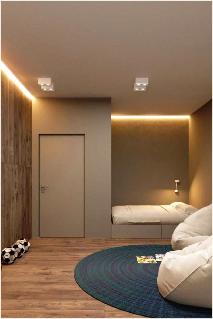 Best DIY Projects Ideas for LED Lighting Bedroom Benefit of LED Lighting 10