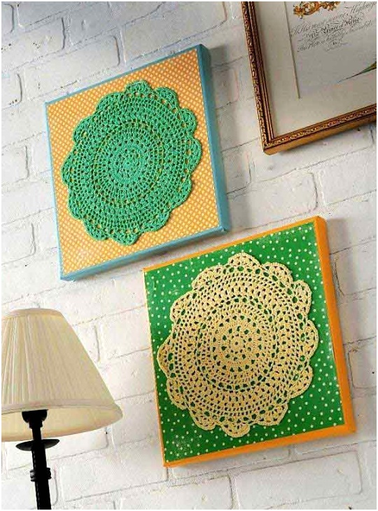 DIY wall decor crafts ideas