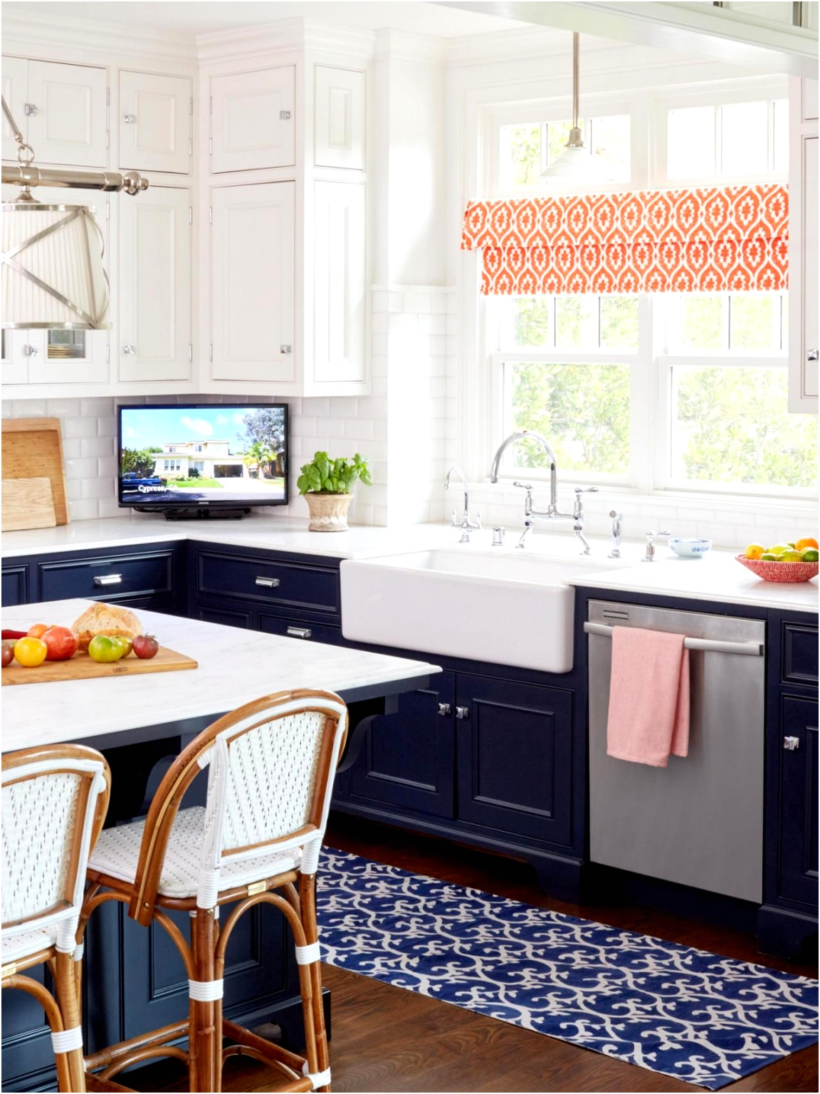 decorating ideas inspired by a colorful california kitchen hgtv home elements and style