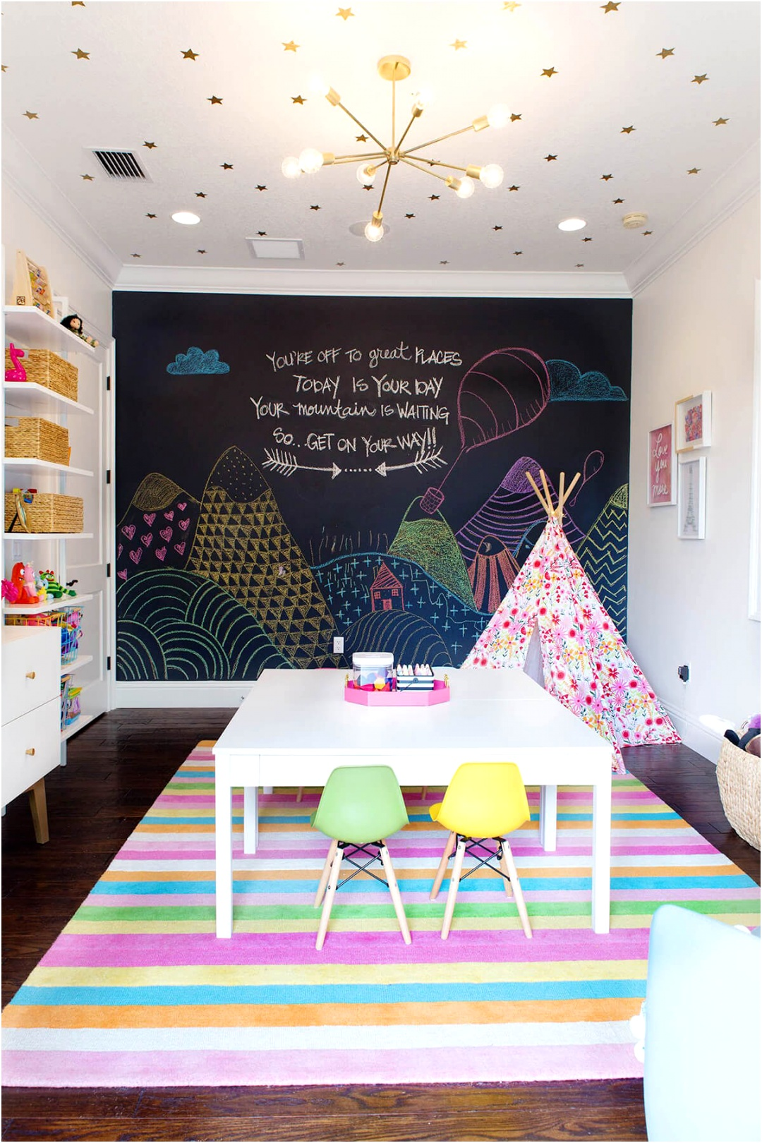 01 kid room decor ideas homebnc
