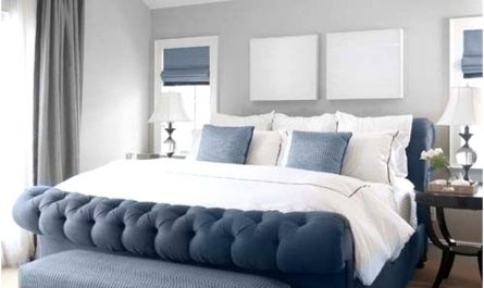 Light Blue Bedroom Ideas Iddnux Luxury 18 Blue and Gray Bedroom Ideas that Make You Happy In 2020720890ygee