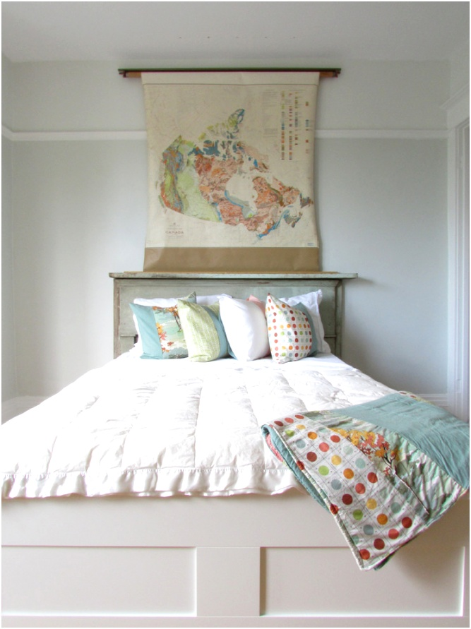 Elegant michael amini bedding in Bedroom Shabby chic with Light Green Walls next to Green And Orange alongside Simple Bedroom andJapanese Bedroom