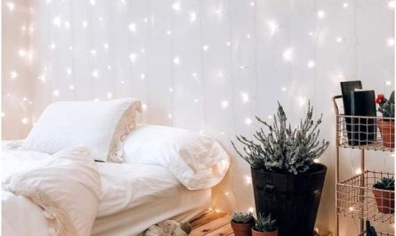 Lighting Ideas for Bedrooms Nywtev Unique 27 Cozy Decor Ideas with Bedroom String Lights600900atfu