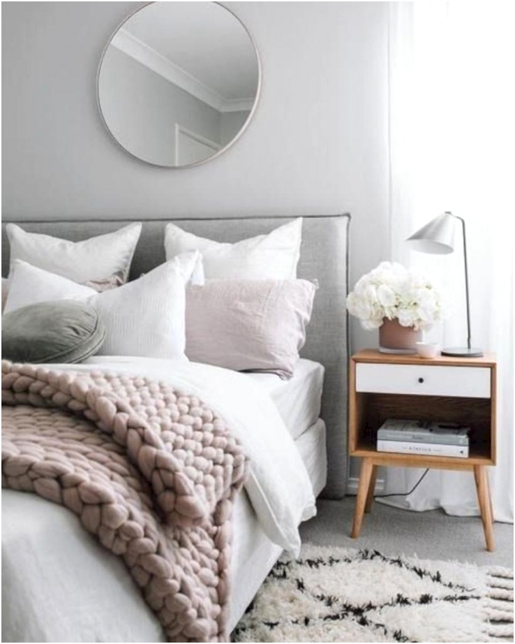 Scandinavian Bedroom Ideas That Are Modern and Stylish 33
