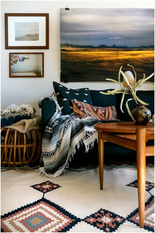 eye candy 10 super cozy southwest inspired living rooms