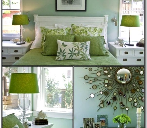 Twin Bed Bedroom Decorating Ideas